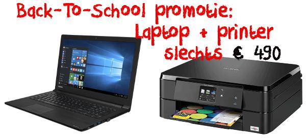 FD-Computers Back-To-School promotie