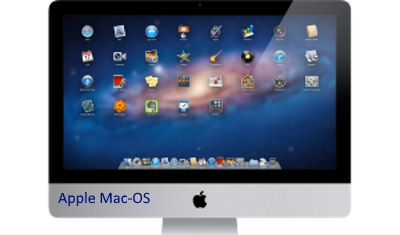 Voorbeeld Apple MacOS