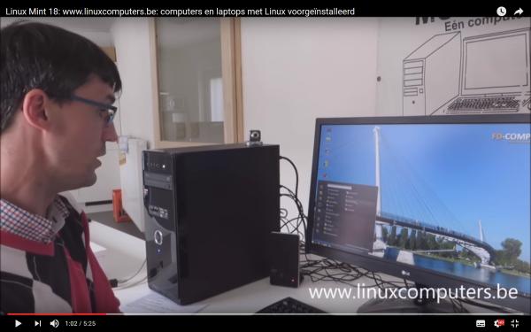 Linux voorstelling